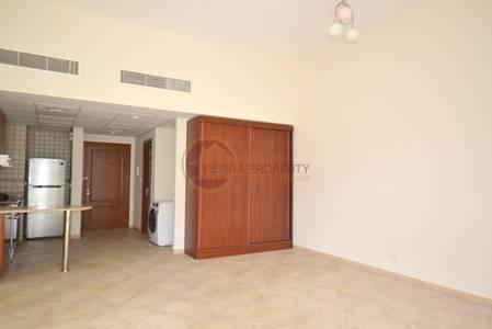 Studio for Rent in Motor City, Dubai - Huge Kitchen|Studio|Park View @48k Only!