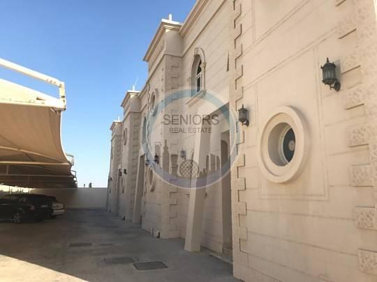 For rent villa 3bedrooms in khalifa city A