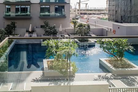 1 Bedroom Flat for Rent in Mohammad Bin Rashid City, Dubai - Largest 1 BR| 1095 sq ft |Full Pool view