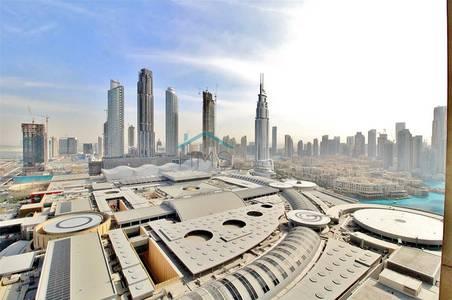 فلیٹ 1 غرفة نوم للبيع في وسط مدينة دبي، دبي - Partial Fountain View   1 Bed   Motiavted Seller
