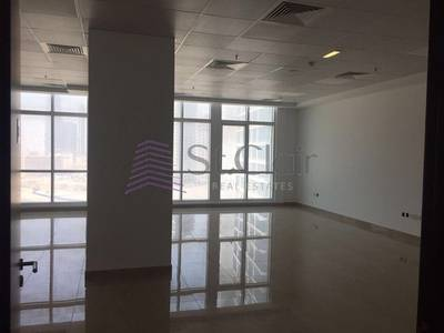 Office for Rent in Business Bay, Dubai - Cheapest Fitted Office|High Floor|Accessible