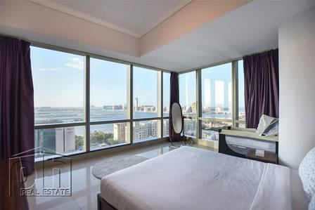 3 Bedroom Apartment for Sale in Dubai Marina, Dubai - Full Sea View | Vacant | Urgent Sale