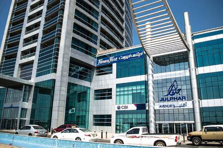 Shop for Rent in Julfar, Ras Al Khaimah - Retail Space available for rent in Julphar Towers. No Commission, direct from Landlord!