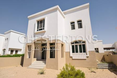 3 Bedroom Villa for Rent in Al Ghadeer, Abu Dhabi - Single Row 3+1 Villa I Excellent  Price