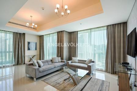 2 Bedroom Hotel Apartment for Rent in Dubai Marina, Dubai - Exclusive rates| High end| Fully serviced