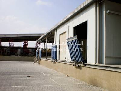 Warehouse for Sale in Jebel Ali, Dubai - Cold and Dry Storage Warehouse at JAFZA