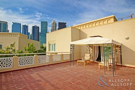 3 Bedroom Villa for Rent in The Meadows, Dubai - Large Plot   Very Good Condition   3 Bed