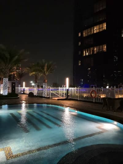 1 Bedroom Apartment for Rent in Al Reem Island, Abu Dhabi - Brand New 1bhk Maidroom available