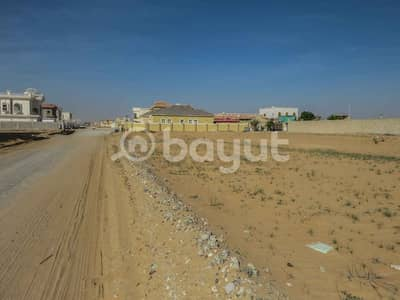 Plot for Sale in Al Zubair, Sharjah - For sale a plot of land with excellent location directly from the owner