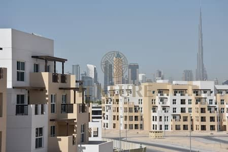 1 Bedroom Flat for Sale in Al Quoz, Dubai - Ready to Move in 1BR with amazing Burj View - 700k