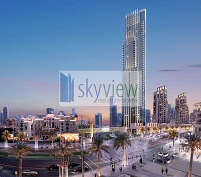 2 Bedroom Apartment for Sale in Downtown Dubai, Dubai - Investor Deal | Burj View | High Floor