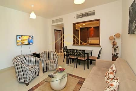1 Bedroom Flat for Sale in Downtown Dubai, Dubai - Exclusive Higher Floor I Fully Furnished I 1 bed plus Study