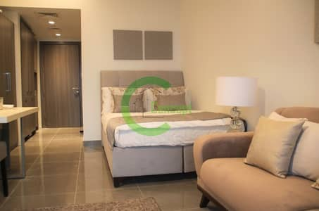 2 Bedroom Apartment for Rent in Masdar City, Abu Dhabi - Brand New And Fully Furnished Apartment!