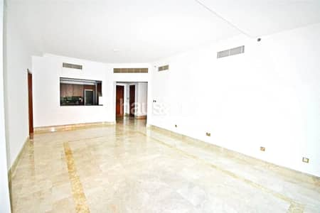2 Bedroom Flat for Rent in Palm Jumeirah, Dubai - End of January |High floor | Unfurnished