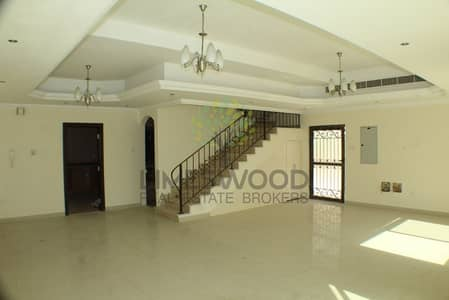 4 Bedroom Villa for Rent in Mirdif, Dubai - Well Maintained 4 Bedroom + Room in a Compound Villa for Rent