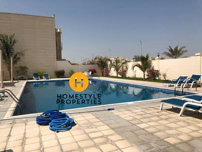 4 Bedroom Villa for Rent in Khalifa City A, Abu Dhabi - LIMITED TIME PRICE DROP ON LARGE 4 BEDROOM PLUS MAIDS ROOM 5 BATH VILLA!!!