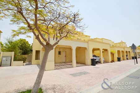 3 Bedroom Villa for Rent in The Springs, Dubai - Springs 6 | Lake and Park View | Type 2E
