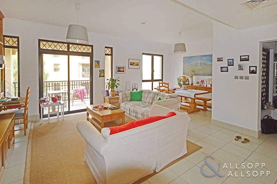 2 Furnished 2 bedroom | Vacant | 1412 Sqft