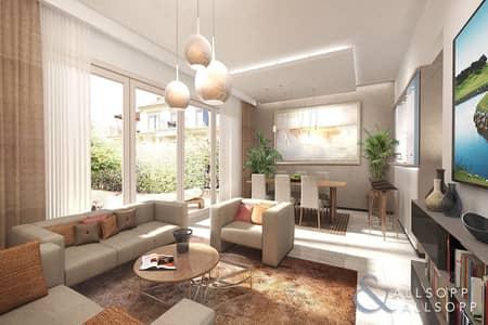 3 Bedroom Townhouse for Rent in Jumeirah Golf Estate, Dubai - 3 Bedroom | Corner Unit | Next To Pool