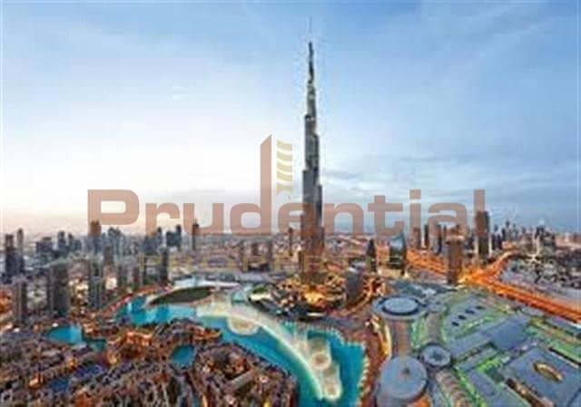 2 WOW OFFER- Full Burj Khaila View 2/BHK Higher Floor