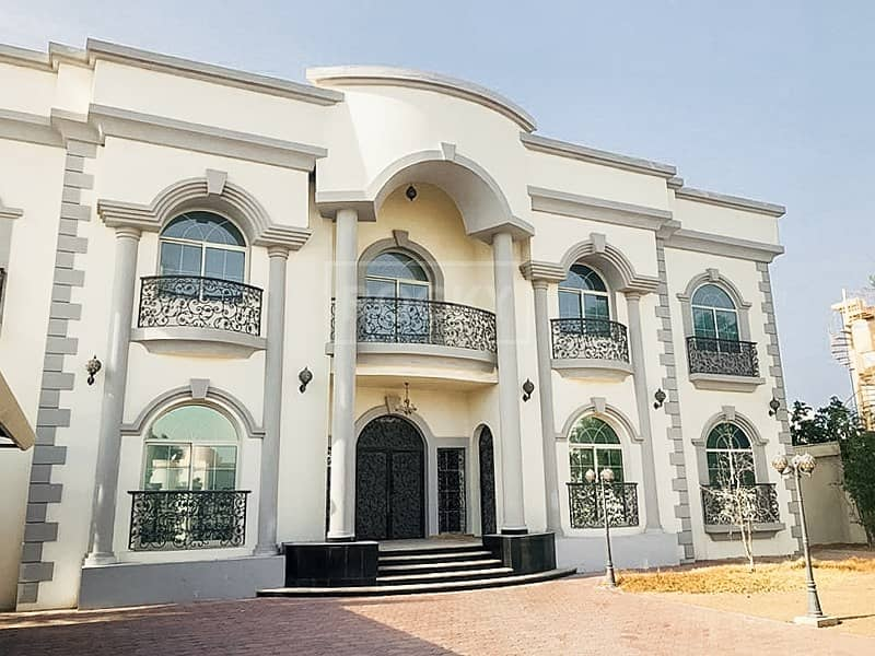 8-Bed Villa with 5 Covered Parking in Umm Al Sheif