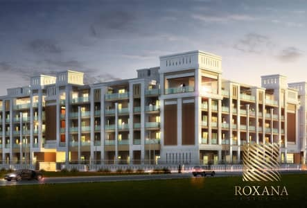 1 Bedroom Apartment for Sale in Jumeirah Village Circle (JVC), Dubai - Great offer for 1 Bedroom Apartment | Roxana Residence