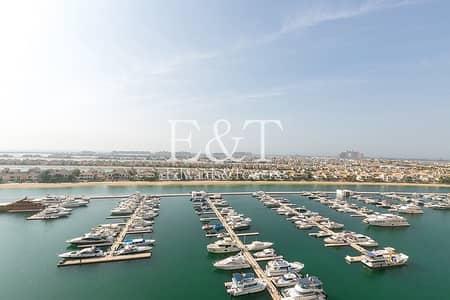 فلیٹ 3 غرفة نوم للبيع في نخلة جميرا، دبي - Incredible Deal | 3 Bed | Must See Unit