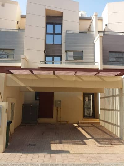 4BR Townhouse with Maid Room