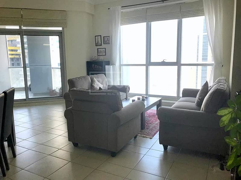 2 Furnished 2 Bedroom Apartment in The Torch Tower