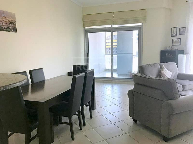 12 Furnished 2 Bedroom Apartment in The Torch Tower