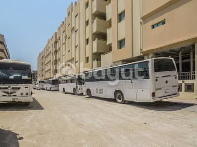 Labour Camp for Rent in Jebel Ali, Dubai - LABOUR CAMP FOR RENT ( 132 ROOMS)