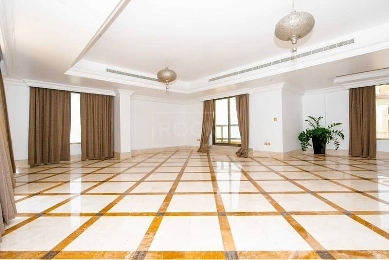 2 Massive Penthouse with Sea View | Sadaf 8 | Marble Floors
