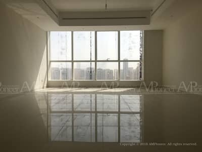 3 Bedroom Flat for Rent in Airport Street, Abu Dhabi - Glassy 3 Master BR Apartment in Airport Road