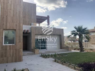 6 Bedroom Villa for Sale in Marina Village, Abu Dhabi -  Maids + Driver Room