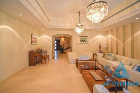 4 Bedroom Townhouse for Sale in Motor City, Dubai - 4 BR + Maid (Townhouse) in Green Community Motorcity @3.45M