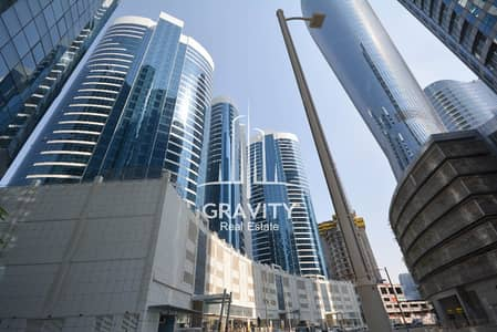 Studio for Sale in Al Reem Island, Abu Dhabi - Great investment St Apt. w/ Mangrove view