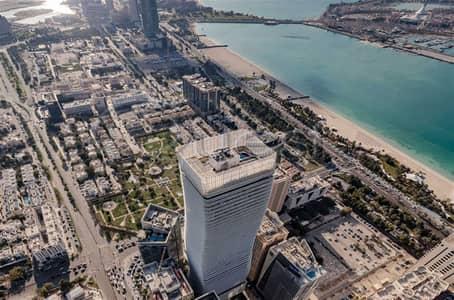 2 Bedroom Flat for Rent in Al Khalidiyah, Abu Dhabi - Book Now! 2 BR Apartment w/ Huge Balcony in Al Ain Tower