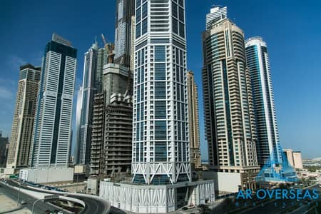 3 Bedroom Flat for Rent in Dubai Marina, Dubai - 23 Marina 3 Br+ Maid available for Rent with Shaikh zaid Road View