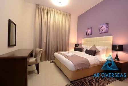 ( Flexable PAyment options)Fully Furnished 1 BR Available for Rent