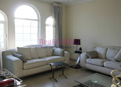 3 Bedroom Villa for Rent in Jumeirah Park, Dubai - Spacious Well Maintained Vacant 3BR Villa