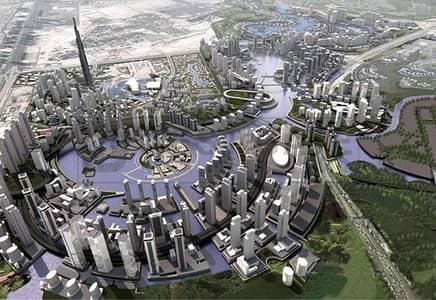 ارض سكنية  للبيع في الخليج التجاري، دبي - Waterfront Plot G+59 Residential / Retail - Business Bay