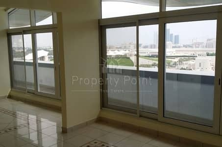3 Bedroom Flat for Rent in Eastern Road, Abu Dhabi - Spacious! 3 Bedrooms With Maids Room Apartment In Khalifa Park Area.