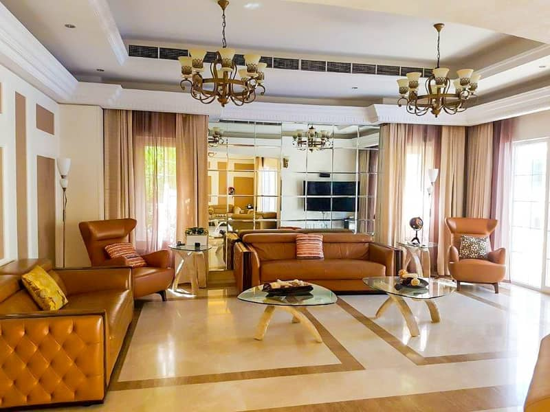 2 Fully Renovated- Polo Homes- Type D-7 bed+maids