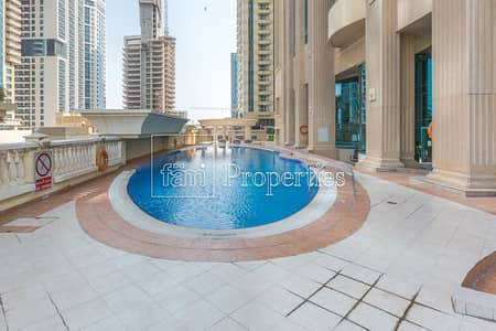 2 Bedroom Flat for Sale in Dubai Marina, Dubai -  Vacant on Transfer