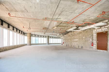 Floor for Sale in Business Bay, Dubai - Full Floor|High Floor|Burj Khalifa View