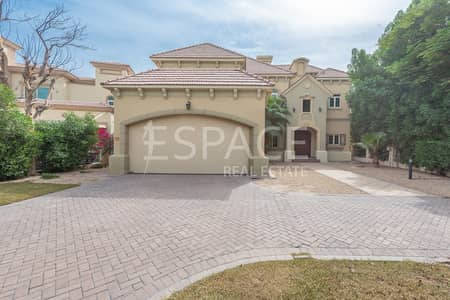 4 Bedroom Villa for Rent in Jumeirah Islands, Dubai - Available | Garden Hall | French Riviera