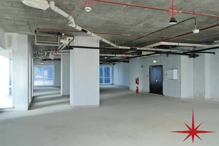 Office for Rent in Sheikh Zayed Road, Dubai - Shell and Core Office with Exclusive Price
