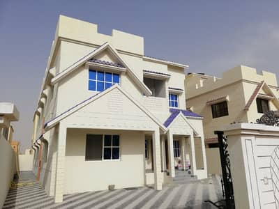 5 Bedroom Villa for Sale in Al Zahraa, Ajman - Stop Paying For Rent And Own Your Villa On Ajman