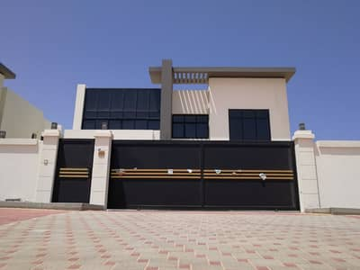 5 Bedroom Villa for Sale in Al Hamidiyah, Ajman - Only the owners of sophistication, not only will you be wealthy full exclusivity an
