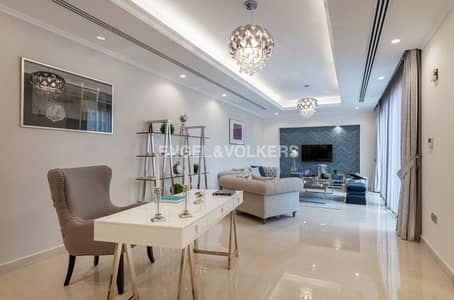 3 Bedroom Villa for Rent in The Sustainable City, Dubai - Green Area View | Close to All Amenities